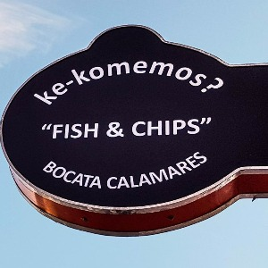 Ke-Komemos? Fish&Chips