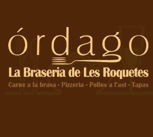 ÓRDAGO La Braseria de Roquetes
