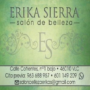 Erika Sierra Salón de Belleza