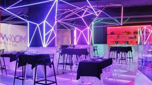 Showroom Fashion bar
