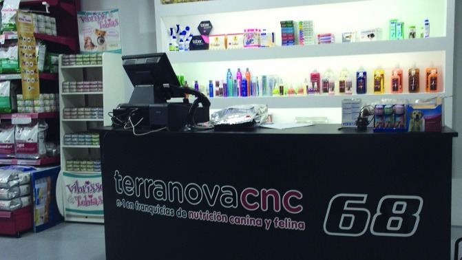 Terranova CNC 68