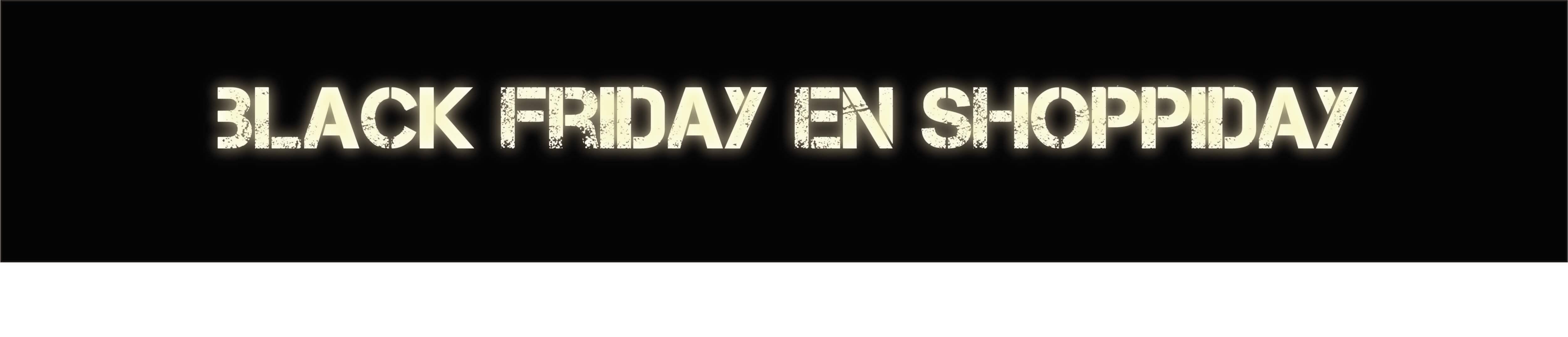 Descubre las ofertas y descuentos de Black Friday en Shoppiday